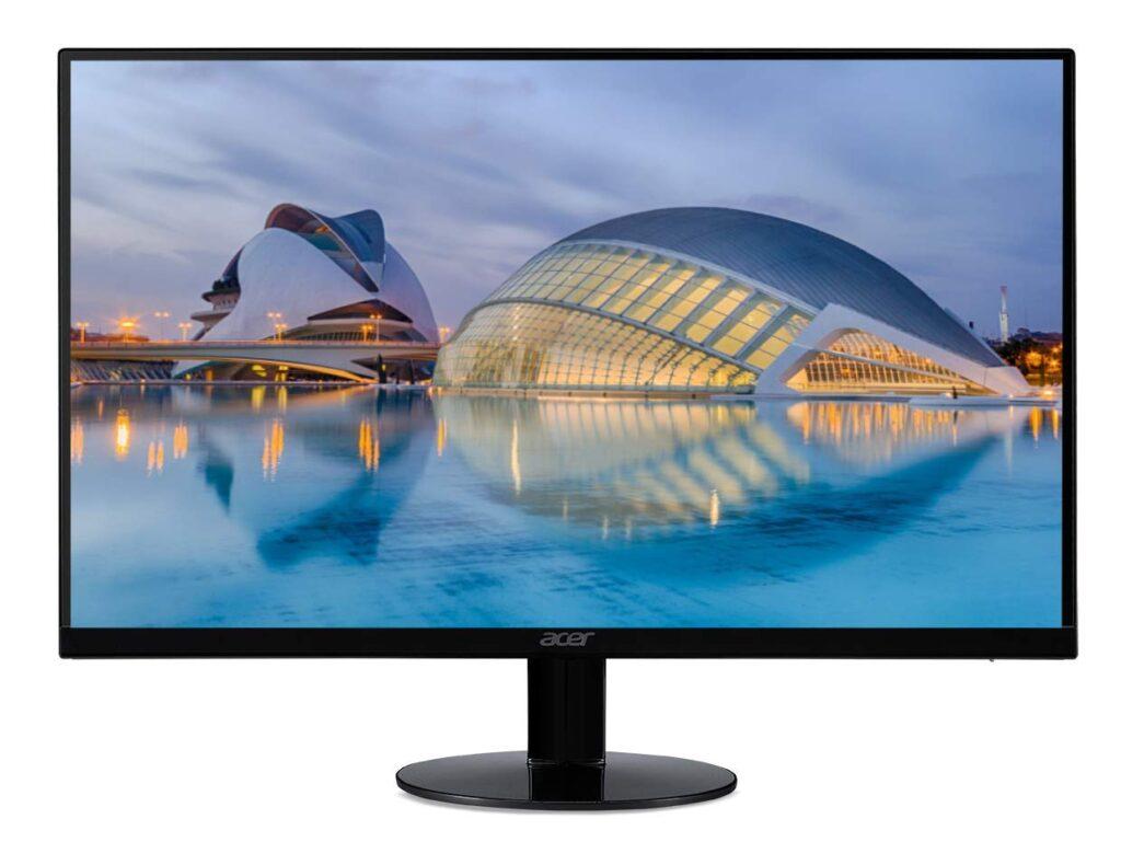 Acer 23.8-inch IPS Full HD Ultra Slim LED Monitor