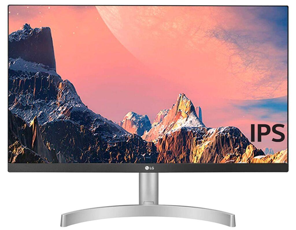 LG 24-inch, Full HD IPS (1920 x 1080) Monitor