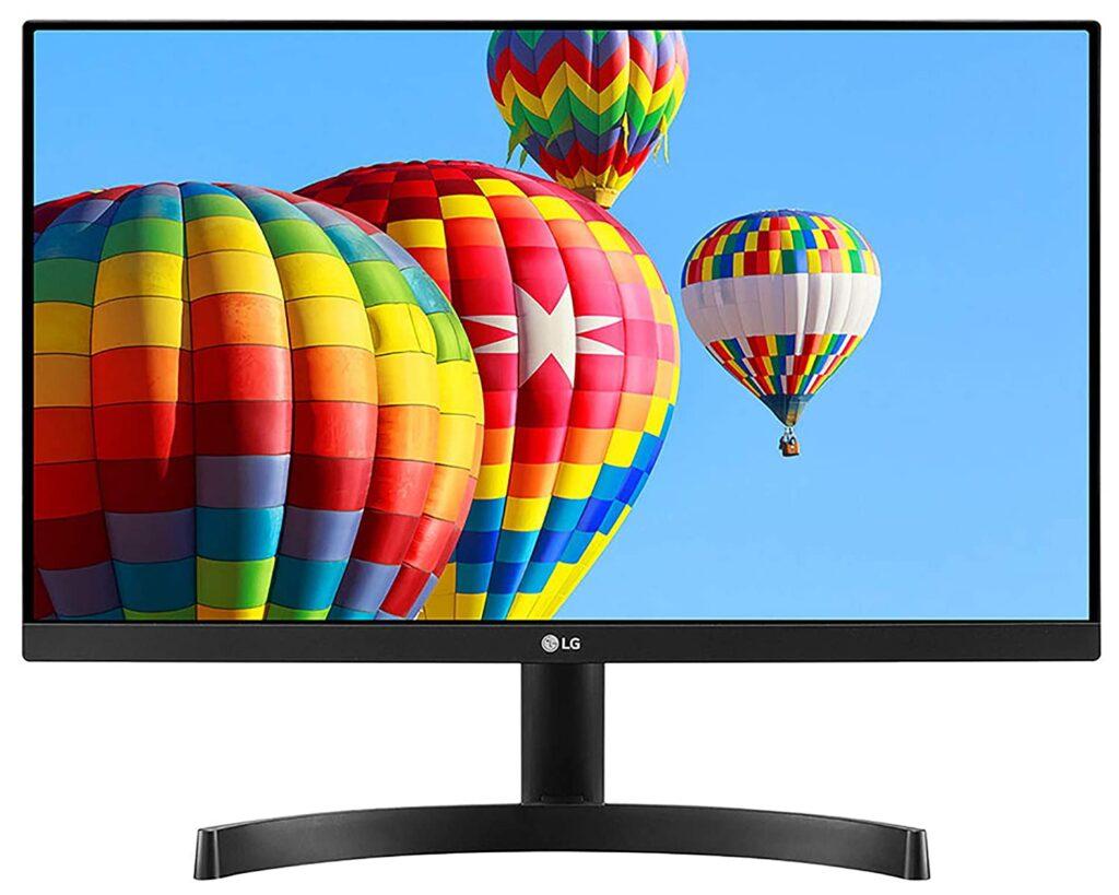 """LG 54.6 cm (21.5"""") Full HD (1920 x 1080) Slim IPS Panel Monitor"""