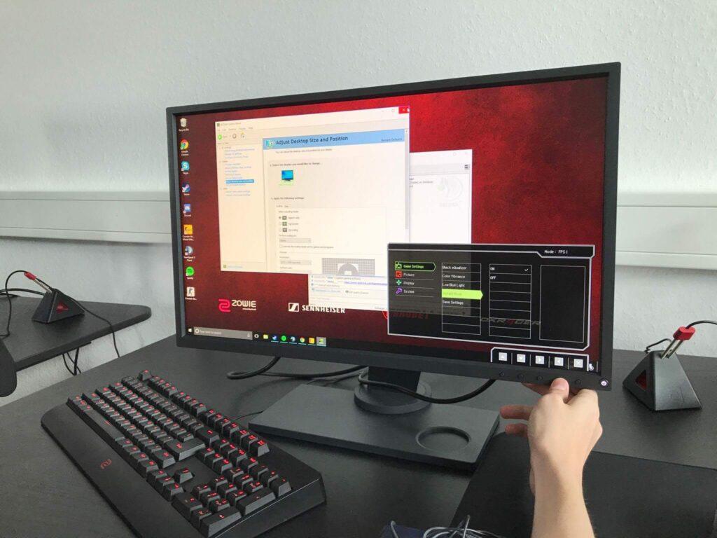 Best Monitor Settings for Eyes