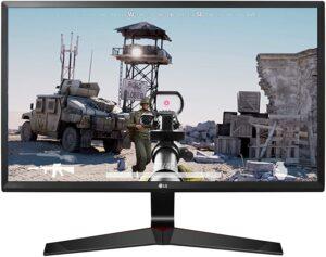 LG 24-inch Full HD IPS Gaming Monitor