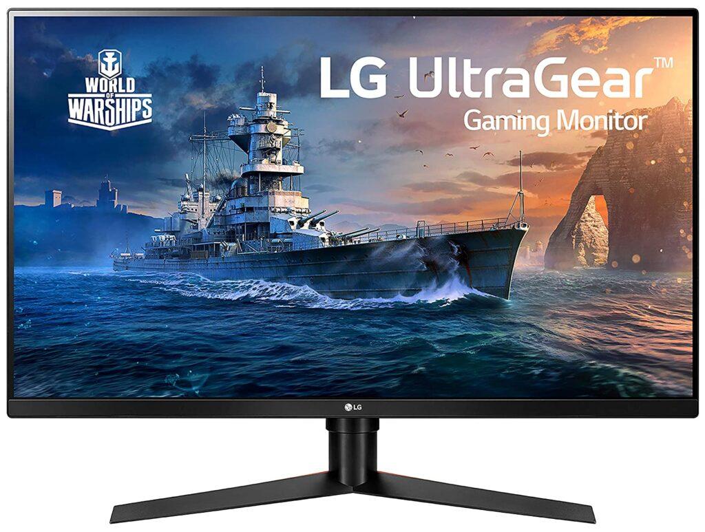 LG Ultra Gear 32 Inch QHD Gaming Monitor