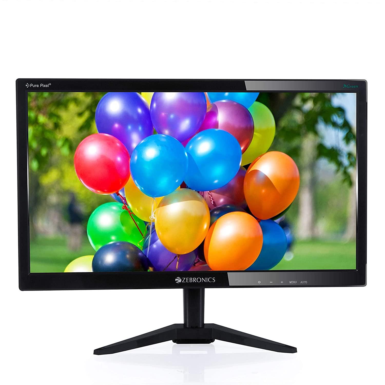 Zebronics 18.5 Inch Black Monitor
